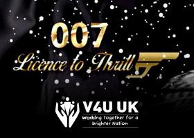 V4U License to Thrill