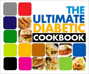 The Ultimate Diabetic Cookbook